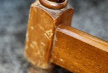 Creative Repair(s) / Don't throw it away – learn the secrets to making old stuff look new one again.