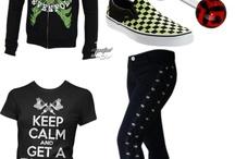 cwl clothes