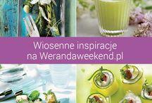 Wiosenne inspiracje werandaweekend.pl / Wiosenne koktajle, lekkie sałatki, śniadanie w ogrodzie, obiad na tarasie… – podsuwamy inspirujące pomysły, które pozwolą cieszyć się wiosną. Więcej artykułów i zdjęć znajdziecie na stronie: http://www.werandaweekend.pl/cos-dla-smakoszy