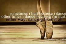 Dance / Quotes about dance