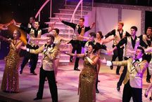 Current U.K. Musical Tours / Musical Theatre shows currently on tour!