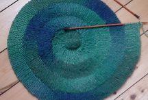 strikking interiør