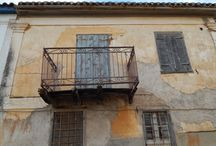 doors & windows (colour & texture)