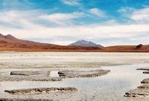Voyage Bolivie / Parmi les paysages les plus extraordinaires au monde, la Bolivie est une pépite de l'Amérique du Sud où il faut partir voyager au plus vite. Uyuni, Sucre, le temple du soleil, la route de la mort, l'Amazonie... tant de diversité à découvrir.