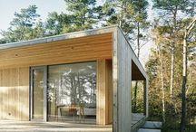 wood / elevation