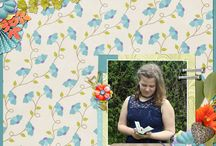 Hello Spring Digital Scrapbooking Collection by Kathryn Estry