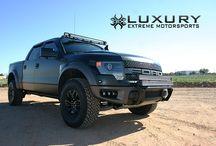 Ford Raptor Lighting Truck