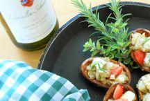Kartoffelwerkstatt - Vorspeise / Kalte und warme Vorspeisen aus der Kartoffel