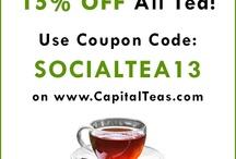 Capital Teas Specials