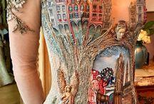 Fairytale Body Paint