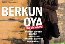 Time Out Istanbul (in Turkish) covers 2013