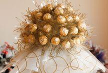 bukiety z cukierkow