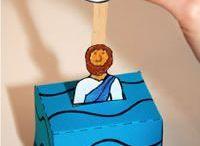 ÚSZ Jézus megkeresztelése