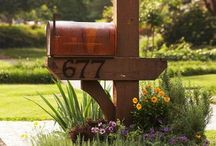 mailboxes ideas