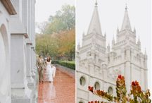 Rainy Wedding Day Photos
