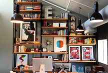 workspace / by Robinson Cardoso