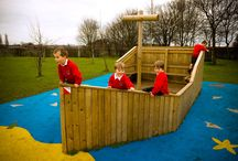 Themed Play / Our themed play designs encourage role play and will help nurture your children's imagination and build relationships. Educating children through themed play is a more engaging way to help them learn certain topics across the curriculum.