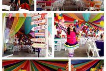 Fiestas / Circo
