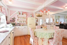 Lovely Spaces / These are spaces that are beautiful, cute or different.