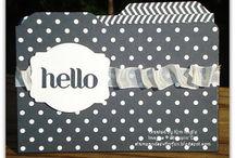 Stampin' Up! - Envelope Punch Board