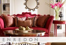 Kim Washburn - Live in It / The living room is more than just the central gathering place, it's the space within the home that at first glance tells your visitors exactly who is living there.  What does yours say about you?