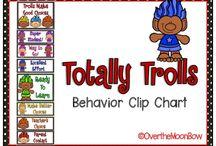 Trolls Classroom Theme