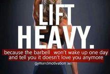 Girls who lift.