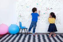 Baby Room/nursery / Astuces, idées, inspirations pour décorer la chambre de bébé tout en rendant son cocoon pratique et douillet :)  inspiration & ideas for nursery