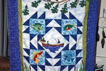 Fishing quilts / by Jerri Whitney