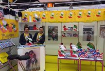 Toy Fairs Around the World / Some photos of Toy Fairs from around the world that we've attended and exhibited our Plushkies toys. We've had a blast and met some great, new people!
