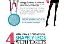 Beauty & Fashion Infographics