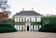 Régi kor építészeti  stílusa / Szép környezet