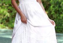 Summer Dress / Одежда и обувь для лета