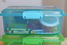 Travel kits for kids