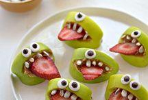 : : Spooky Snacks : :