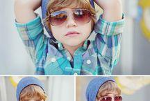 Boy photo shoot