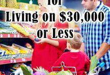 Living Well & Cheap