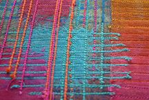 Textile Art / by Wild and Wonki Creations