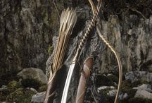 LOTR and Hobbit Weapons