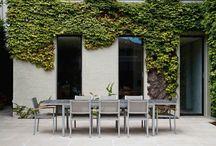 limestone terrace
