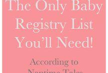 Baby Registry / by Kandace Hartneck