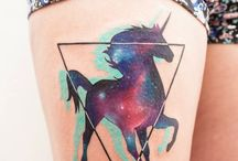 Unicorn tattoos / #Unicorn #Pegasus #Tattoo #Tattoos #Tattooed #Skinart #Tat #Tattooart #Art #Design #Tattoodesign #Tatooisme #Tattooism #Ink #Inked