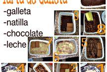 Food / #tarta #galleta #natiila #chocolate