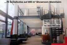 Showroom / Kompetente Beratung rund um das Thema Schlafsofa, Relaxsofa , Bettersatz