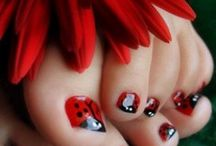 nails and designs  / by Stephanie Meinhardt