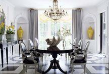 Yemek odası Ve masası