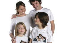 Camisetas personalizadas / ¿Quieres llevar una camiseta original, personalizada con el diseño o fotografía que tú quieras? ¡No la vas a encontrar en cualquier parte! En nuestra tienda puedes pedir tu propia camiseta personalizada, en tallas para niños y adultos, por una cara o por las dos, como más te guste.  Grandes descuentos por cantidad.