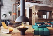 Casas tipo loft