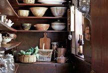 Always on hand...Pantry and Root Cellar