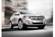 2012 Ford Edge Brochure / by Denny Andrews Ford Sales
